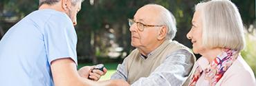 Aged Care Group PR case study