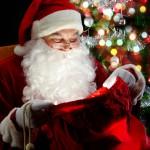 PR inspiration from Santa Claus