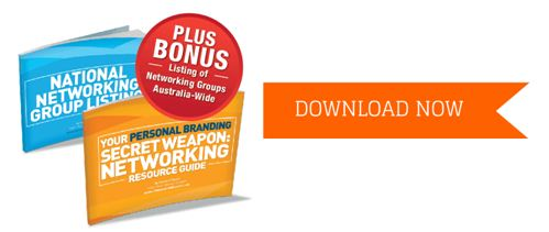 Personal Branding Secret Weapon: Networking Resource Guide