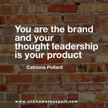 How to build your personal brand for success [PODCAST]
