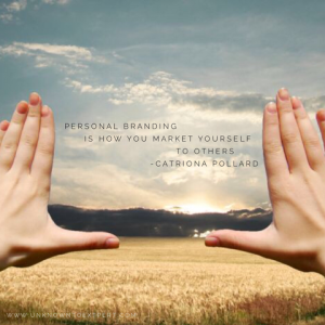 The new marketing tool: Personal Branding