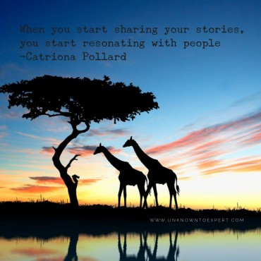 Why you need to become a storyteller