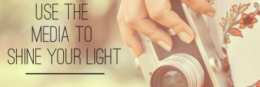 Use photography to let your light shine