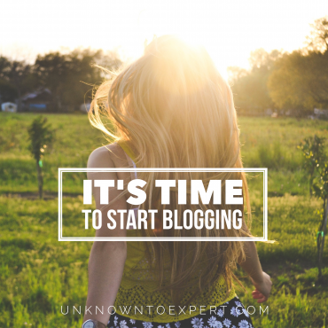 5 things to think about when starting a blog