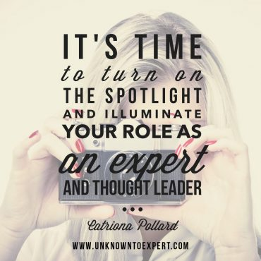 Why everyone can step into the spotlight and be a spokesperson