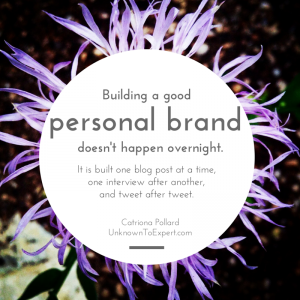 How to repair a damaged personal brand